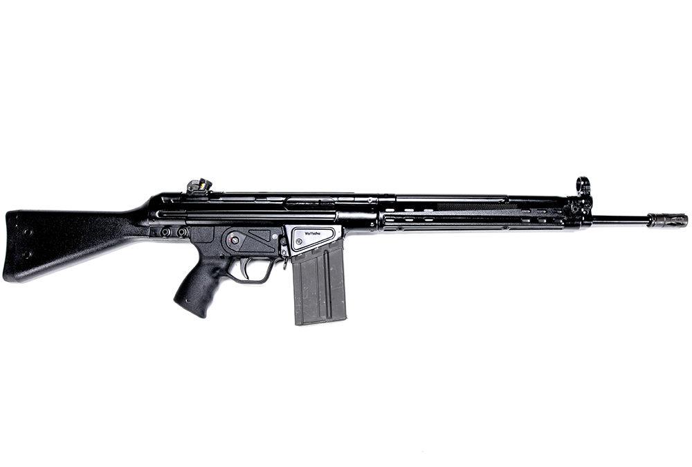 MKE T41 – .308Win – halbautomatische Büchse