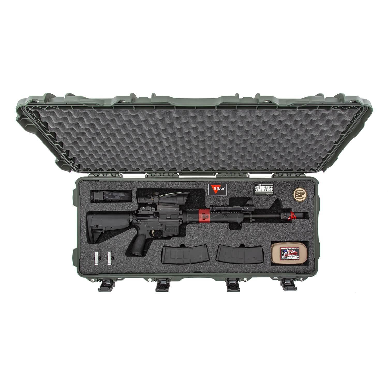 NANUK 985 AR 15 Rifle Case - Langwaffenschutzkoffer