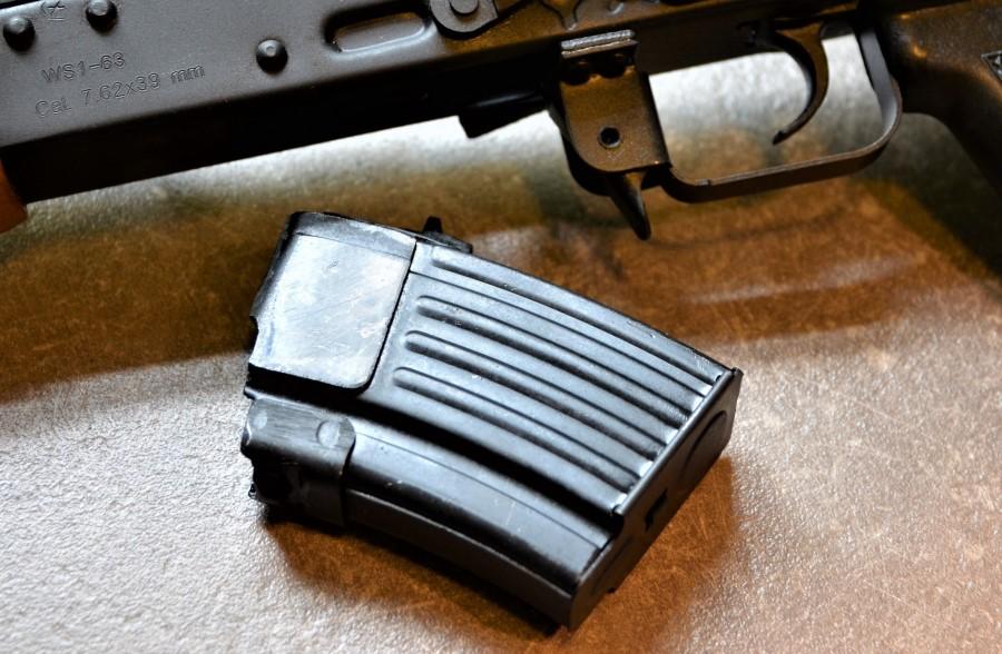 Cugir 10 Schuss Magazin für AK im Kaliber 7.62×39