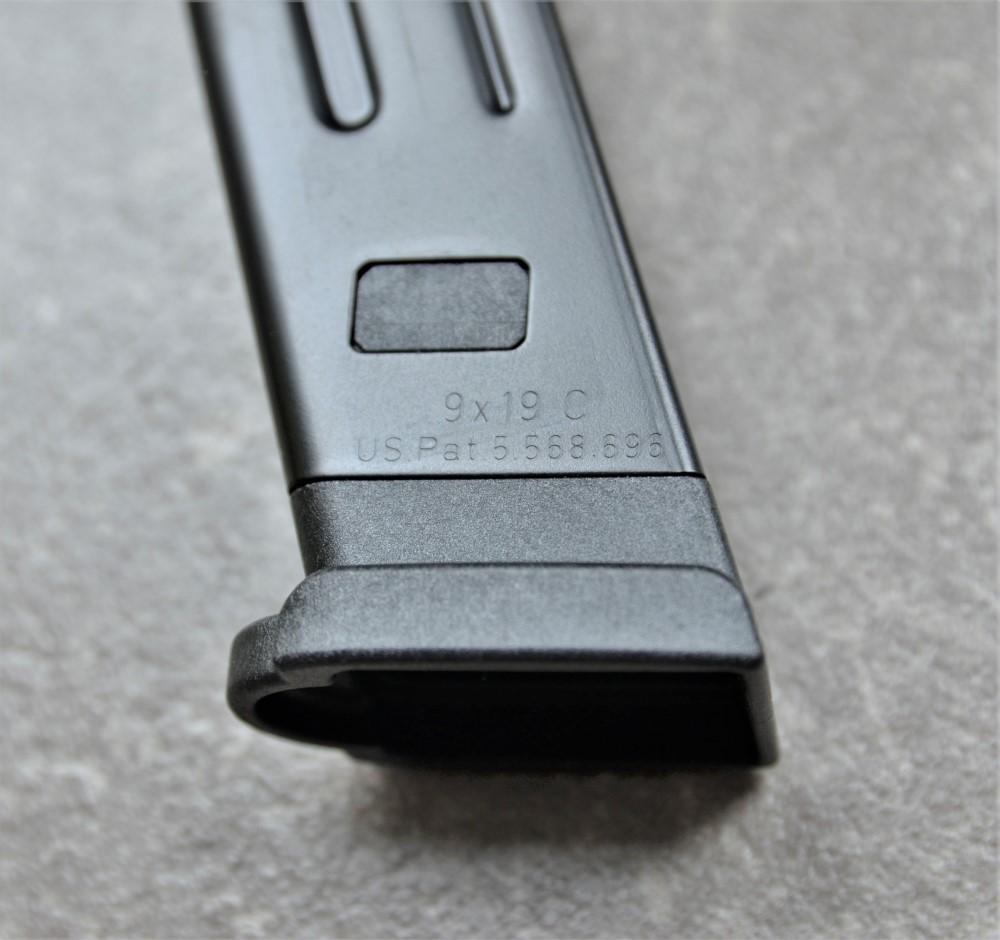 10 Schuss Magazin für HK P30/P30L/SFP9 - 9x19
