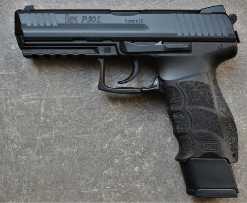 20 Schuss Magazin für HK P30/P30L/SFP9 - 9x19