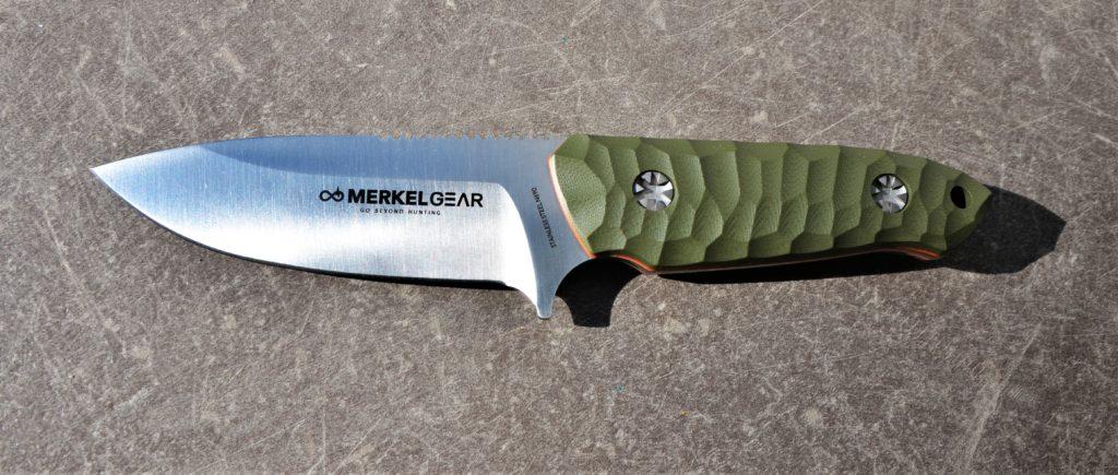 Merkel Gear G10 - Jagdmesser