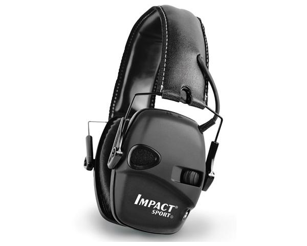 Honeywell Howard Leight™ Impact® Sport Tactical Black – Gehörschutz