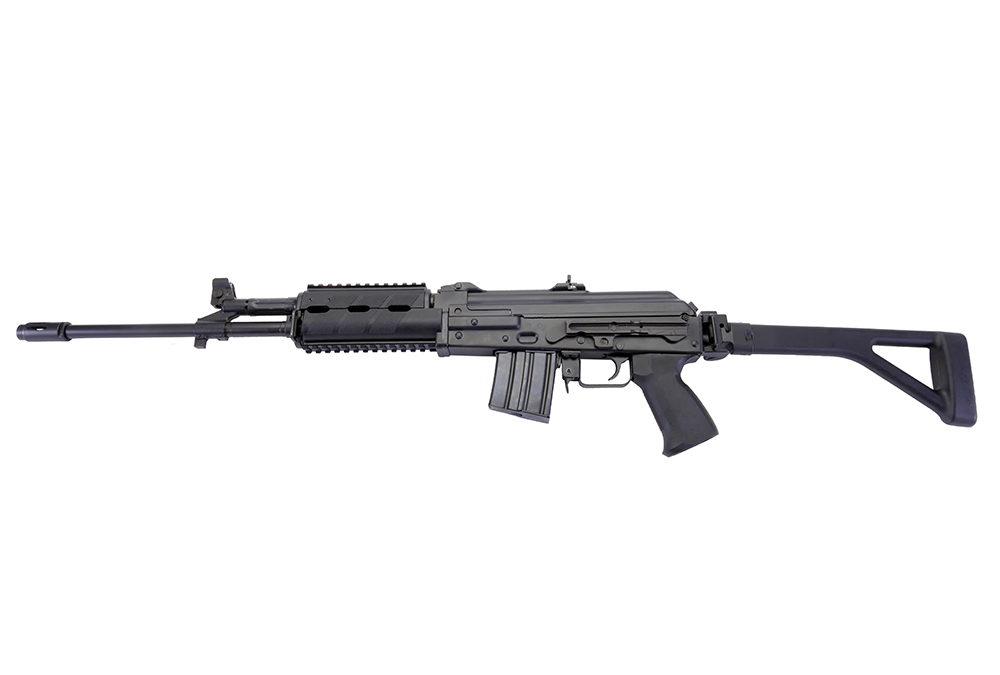 Zastava M2010 G mit Klappschaft – .223 Remington – halbautomatische Büchse