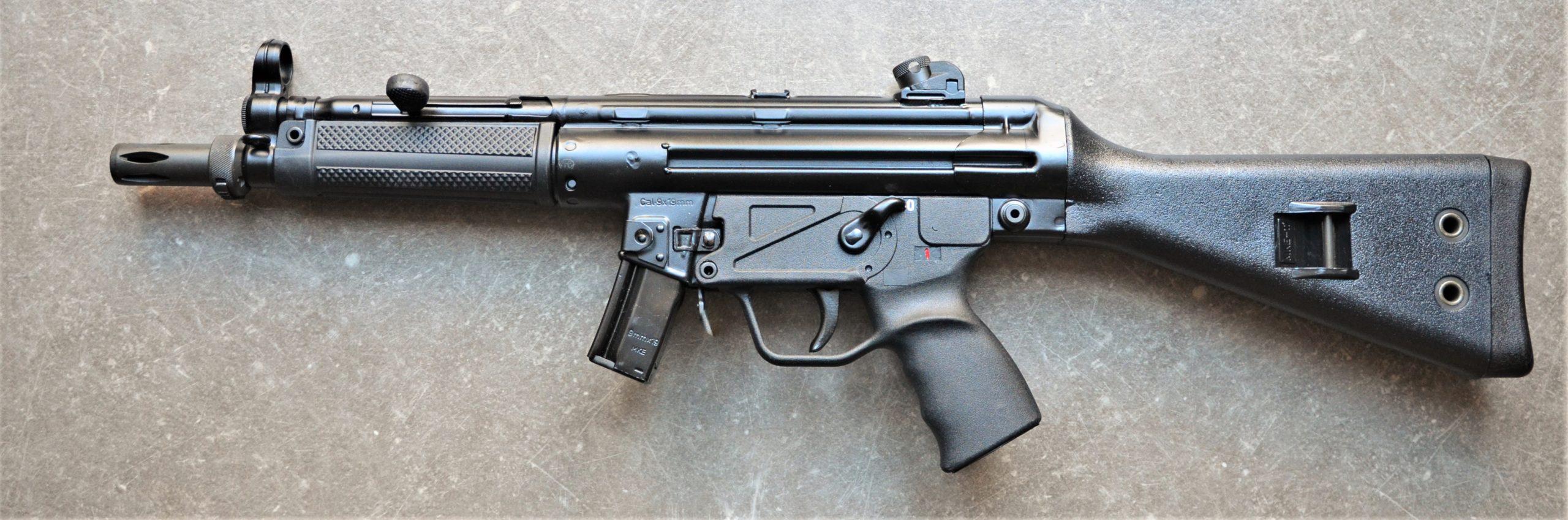MKE T-94A2 - 9X19 - halbautomatische Büchse links