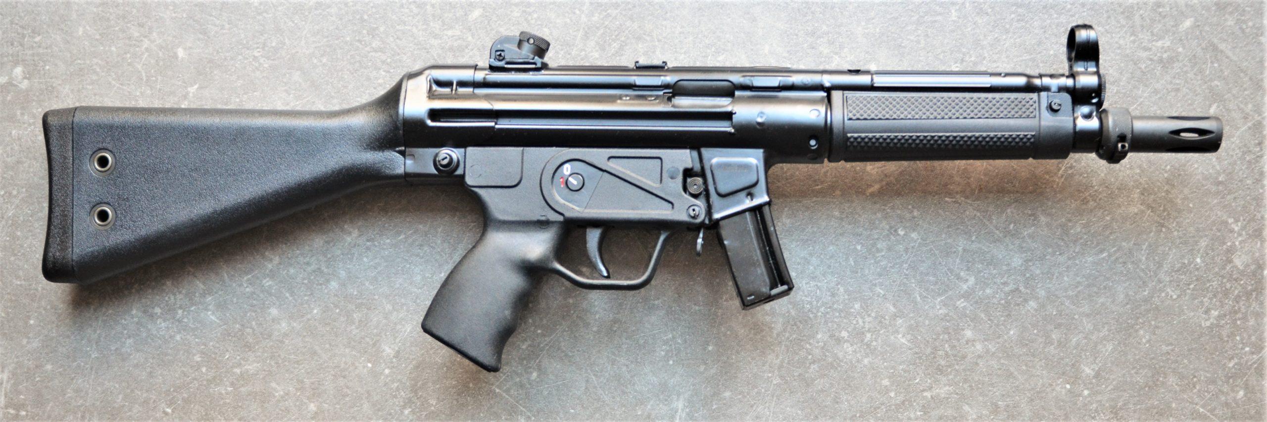 MKE T-94A2 - 9X19 - halbautomatische Büchse rechts