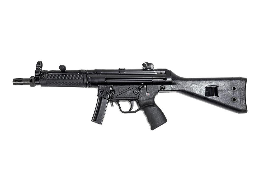 MKE T-94A2 – 9X19 – halbautomatische Büchse