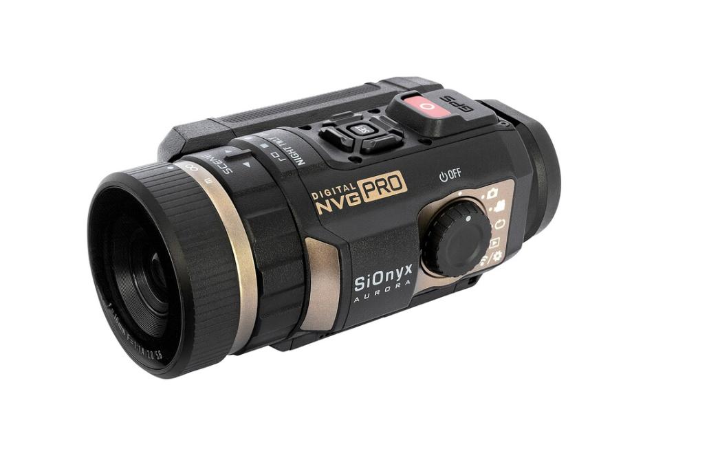 SiOnyx Aurora Pro – Digitales Farb-Nachtsichtgerät