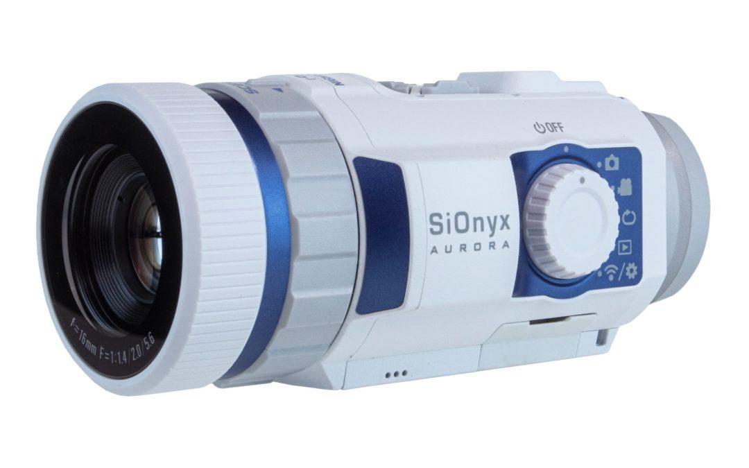 SiOnyx Aurora Sport – Digitales Farb-Nachtsichtgerät