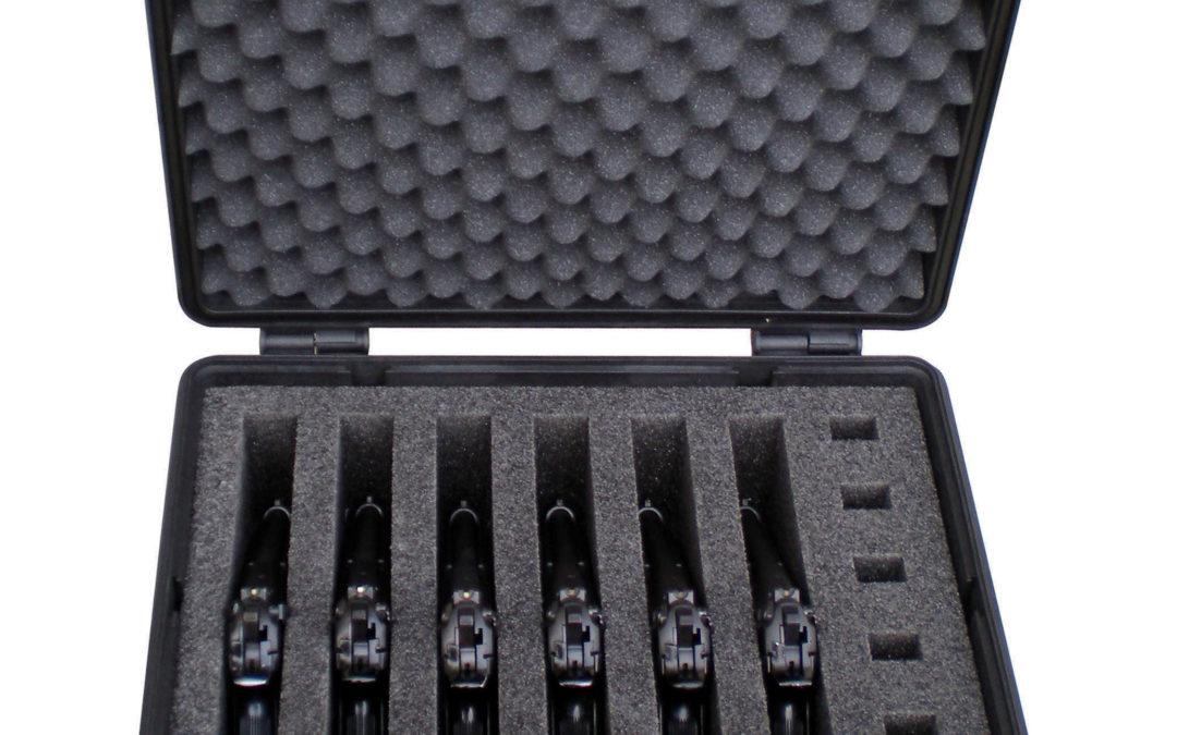 Explorer Cases Mod. 4419.B 6P für 6 Kurzwaffen – Kurzwaffenschutzkoffer