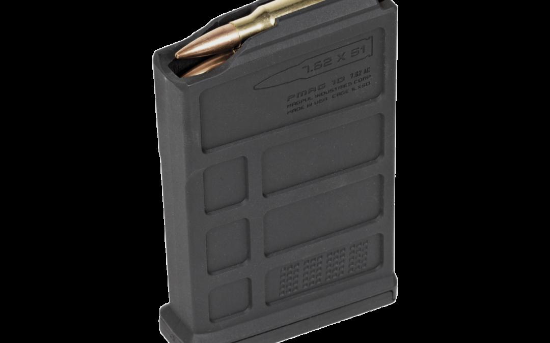 MAGPUL PMAG® 10 7.62 AC – AICS Short Action GEN M3™- .308Win – 10 Schuss Magazin
