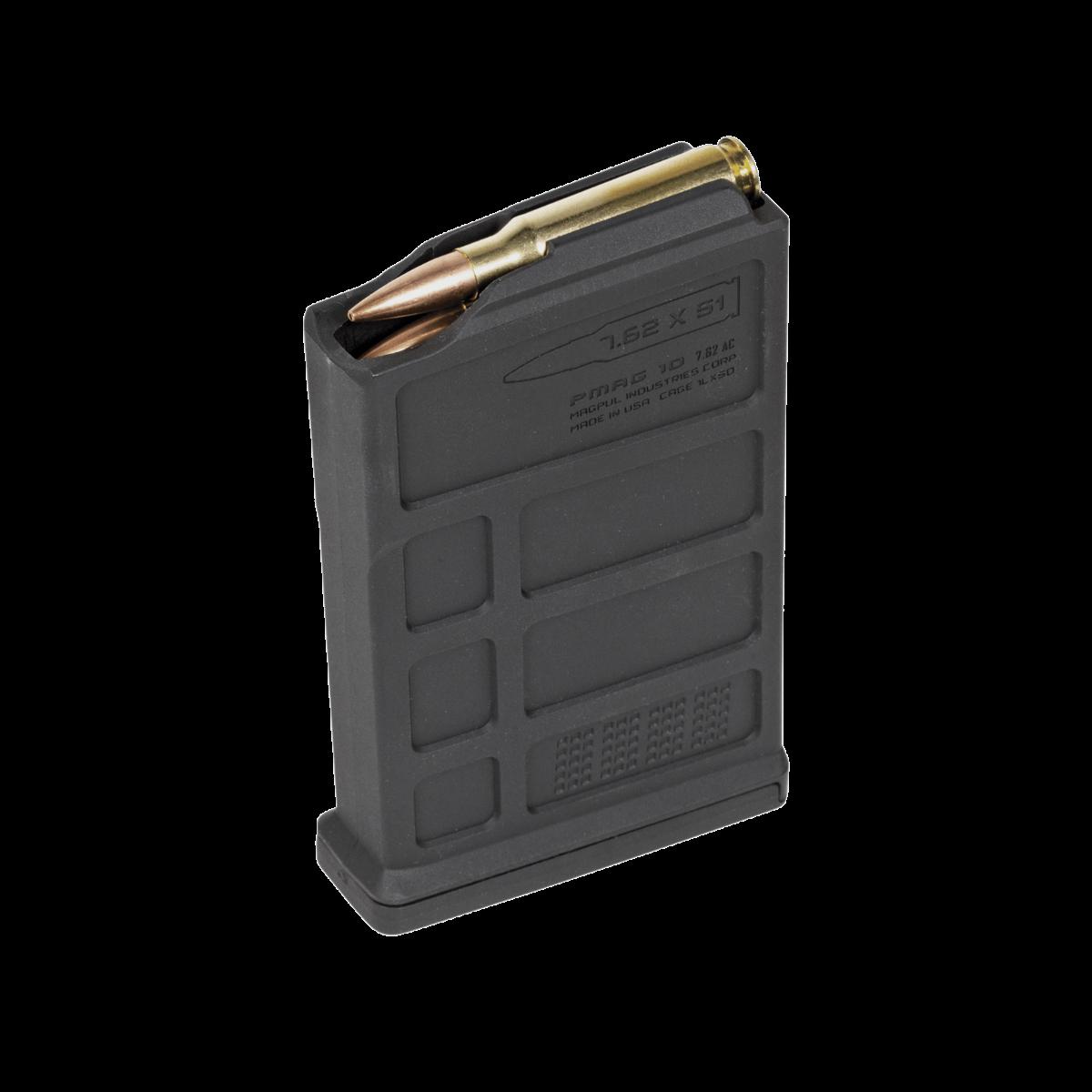 MAGPUL PMAG® 10 7.62 AC – AICS Short Action GEN M3™- .308Win - 10 Schuss Magazin