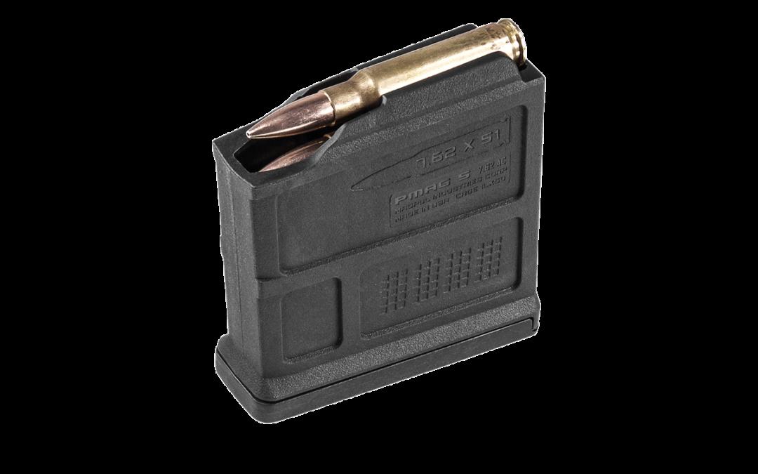 MAGPUL PMAG® 5 7.62 AC – AICS Short Action GEN M3™- .308Win – 5 Schuss Magazin