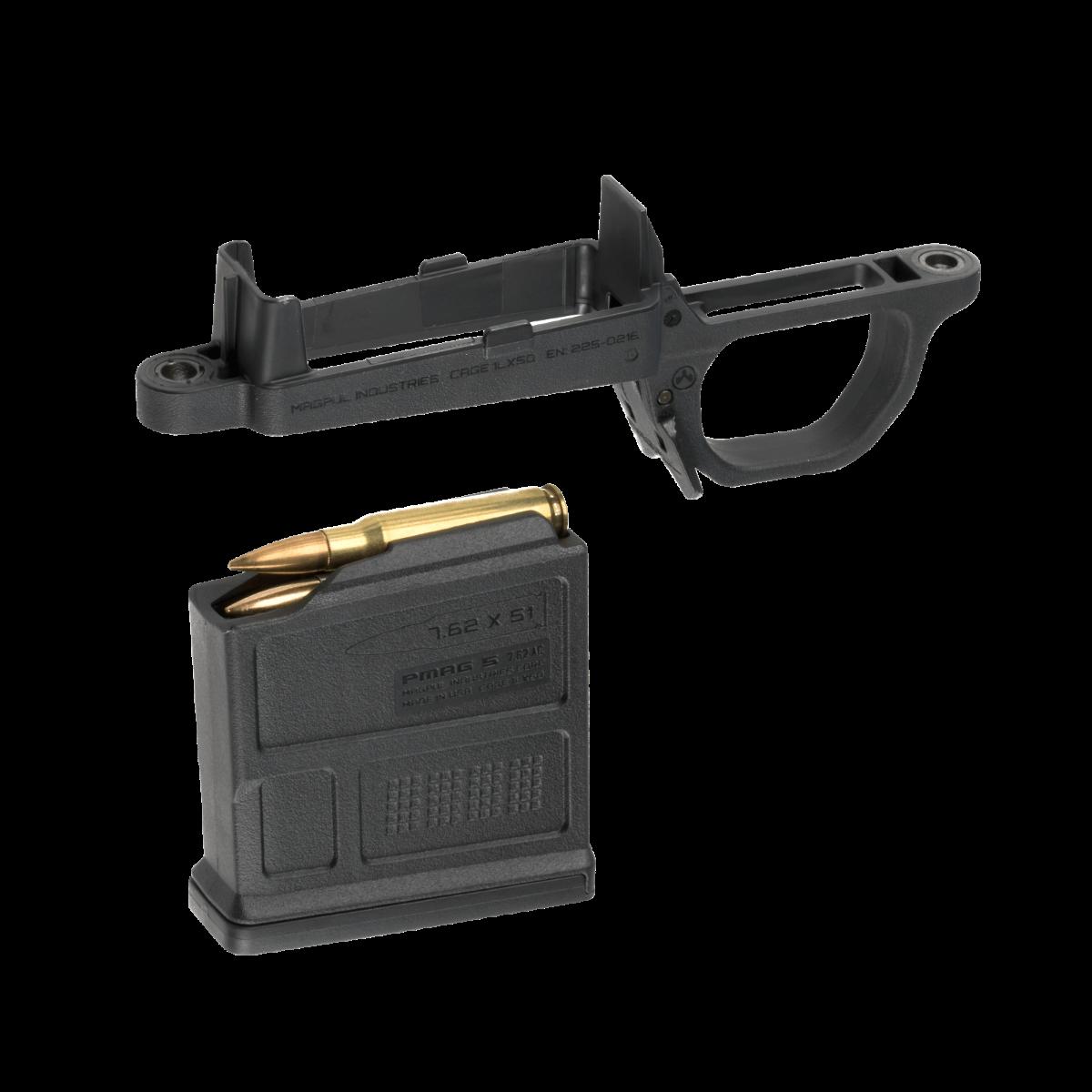 MAGPUL PMAG® 5 7.62 AC – AICS Short Action GEN M3™- .308Win - 5 Schuss Magazin