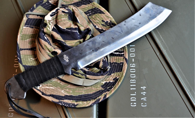 Hibben IV - Rambo IV Messer - Bowie Messer/Machete