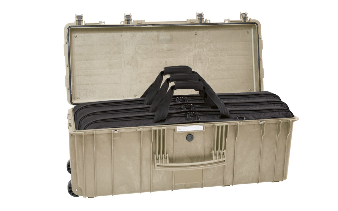 Explorer Cases Mod. 9433 – 1009x412x354 – Waffenschutzkoffer