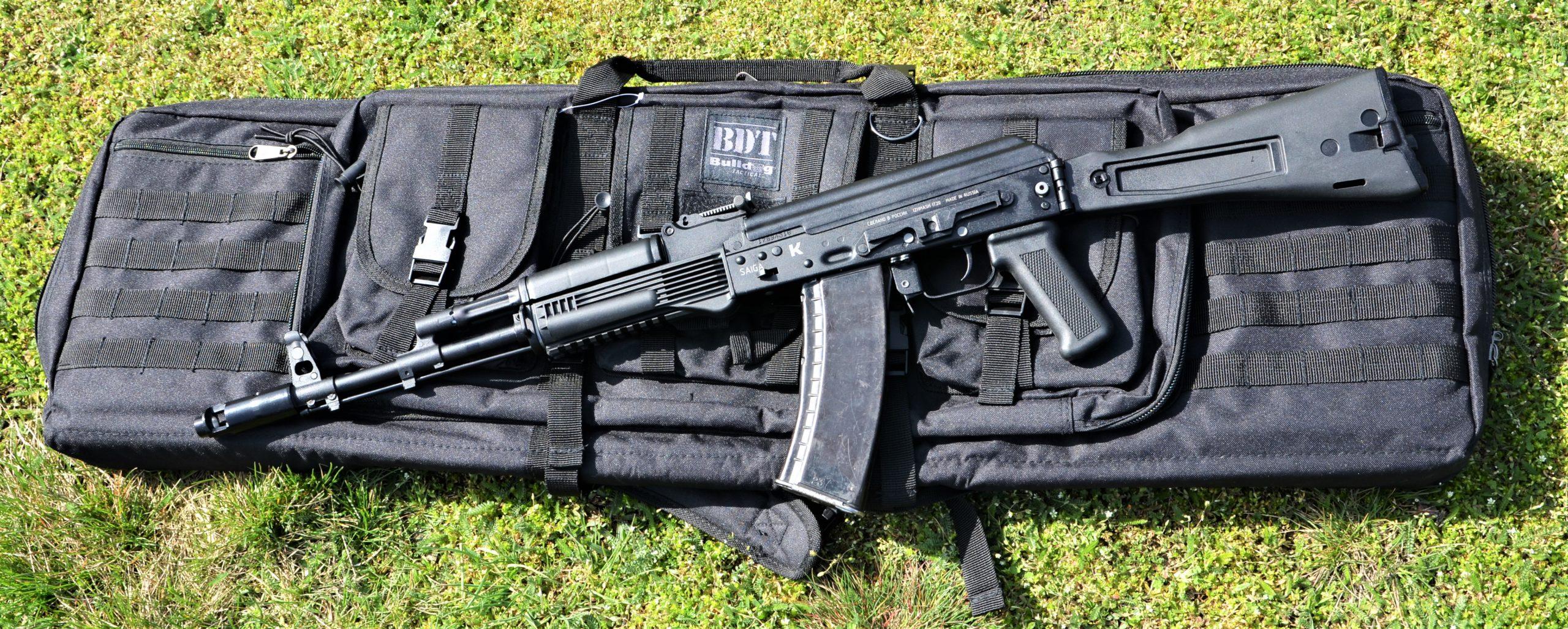 Bulldog Cases BDT TACTICAL Single - Waffentasche