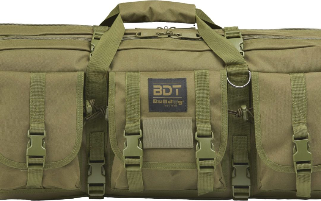 Bulldog Cases BDT TACTICAL- Single-Waffentasche (109 cm)
