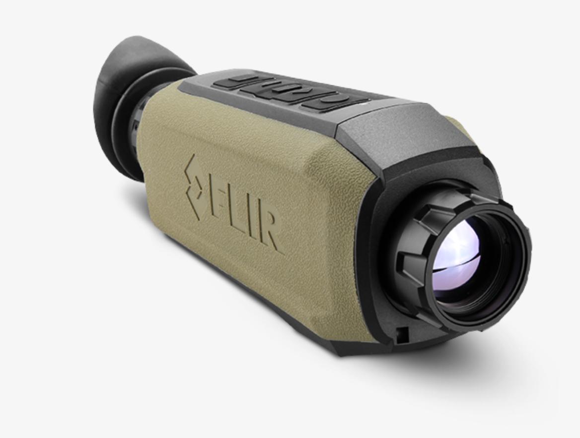 FLIR Scion™ OTM366 - Monokulare Wärmebildkamera