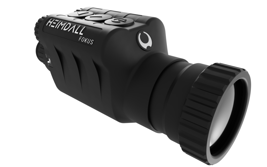 Heimdall Fokus 50 2.0 – Dual-Use Wärmebildvorsatzgerät