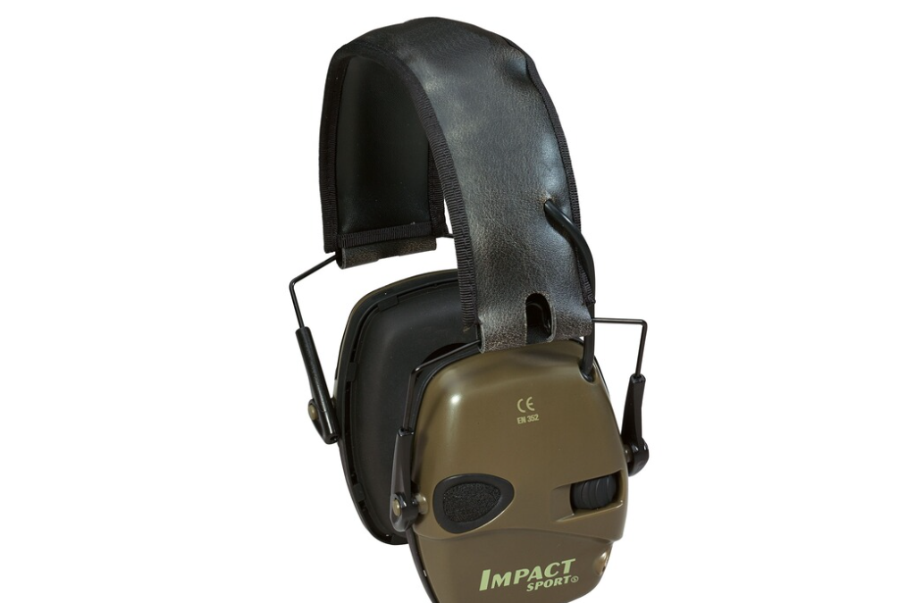 Honeywell Howard Leight™ Impact® Sport oliv- Gehörschutz