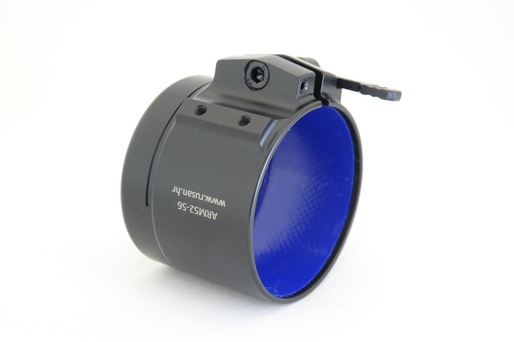Rusan Adapter Buchse ARM52 (QR Adapter) – Klemmadapter für Nachtsichttechnik