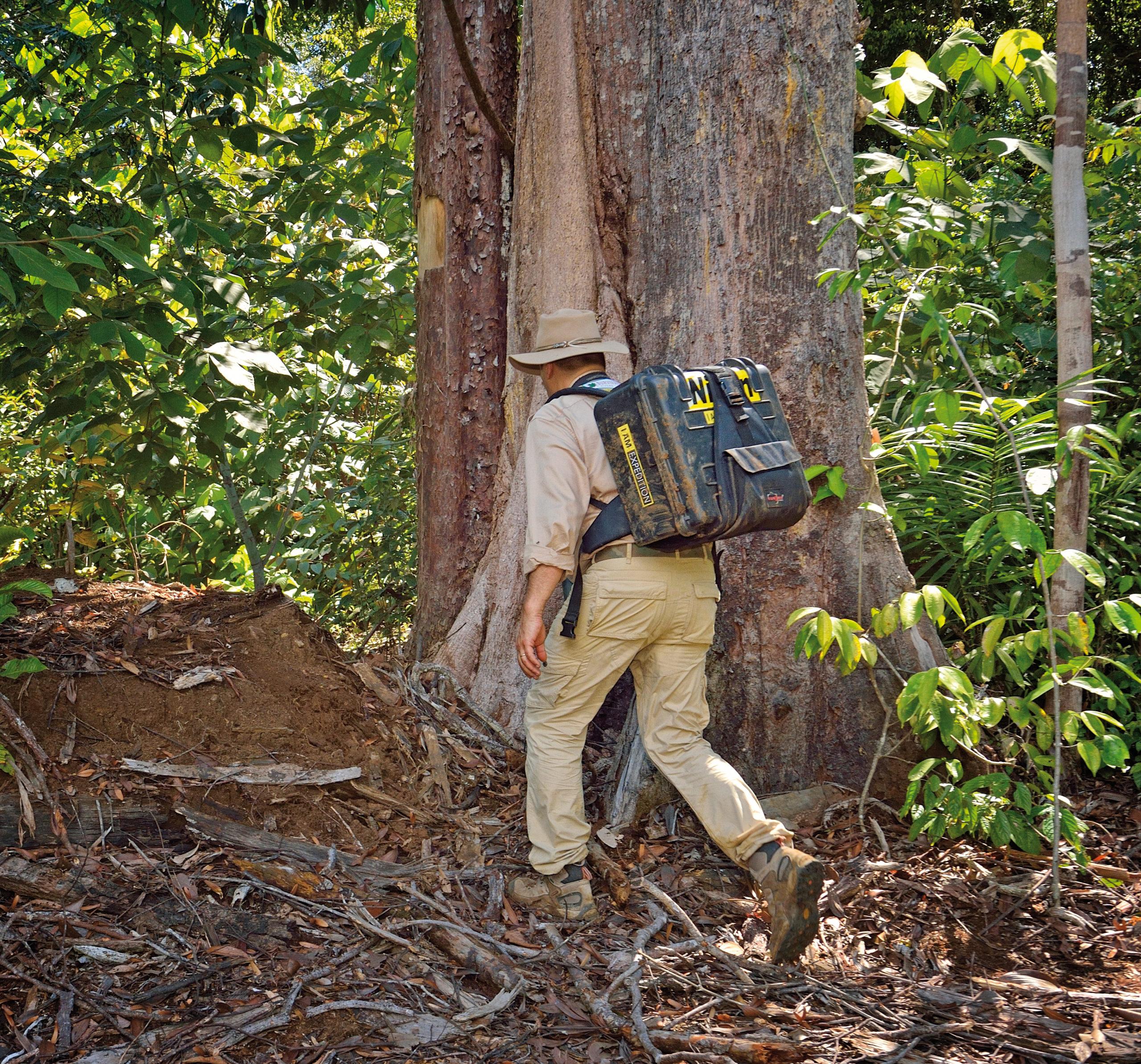 Explorer Cases Backpack M für Mod.5117 - Rückentragesystem
