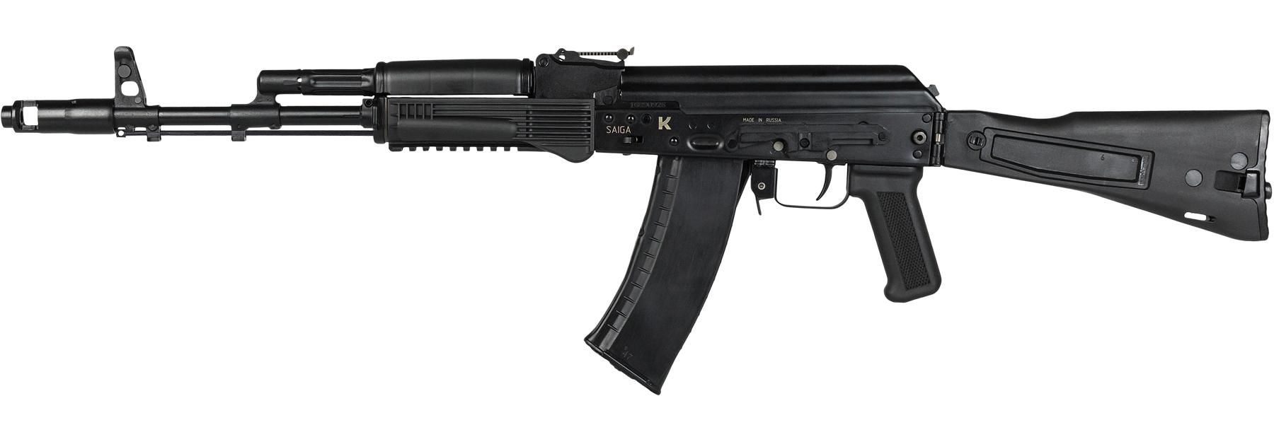 Izhmash Saiga MK 105 - 5.45 x 39 - halbautomatische Büchse links