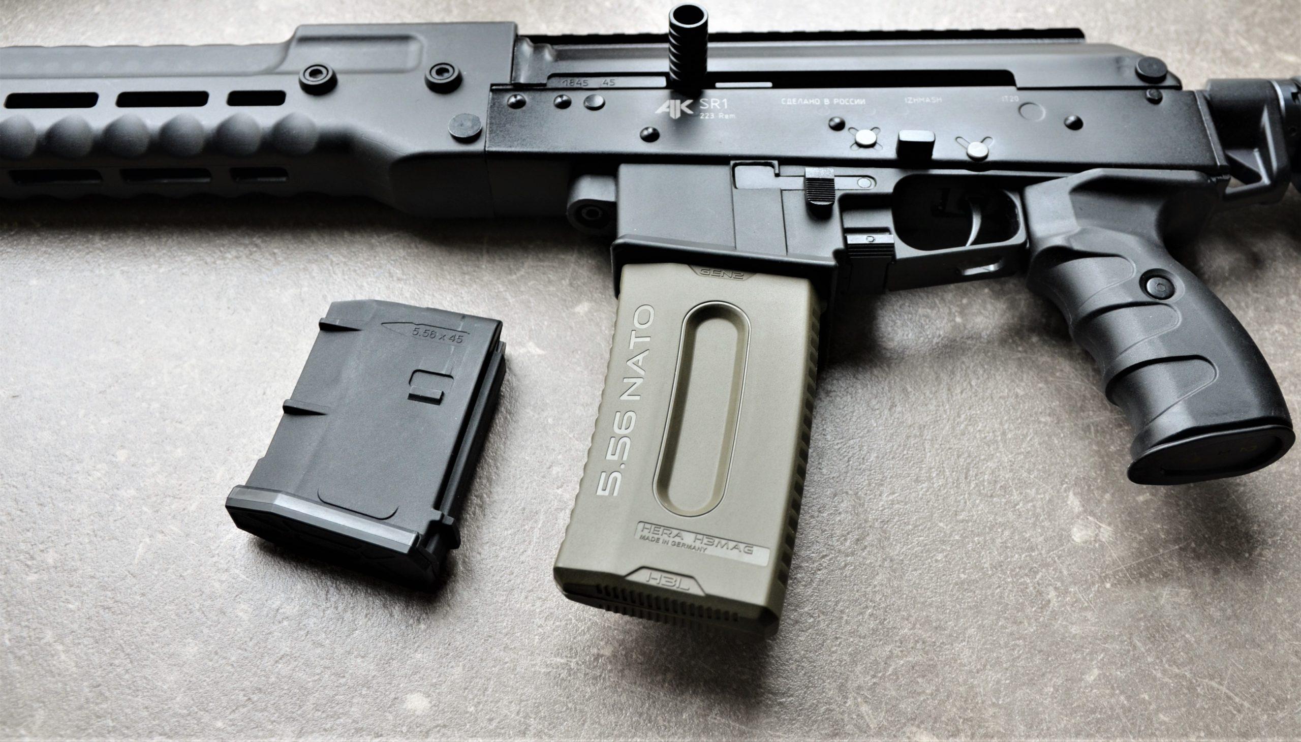 HERA H3L .223 Rem/5.56 x 45 NATO 10 Schuss Magazin Vergleich