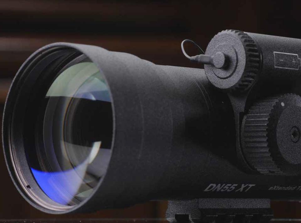 Dipol DN55XT Detail