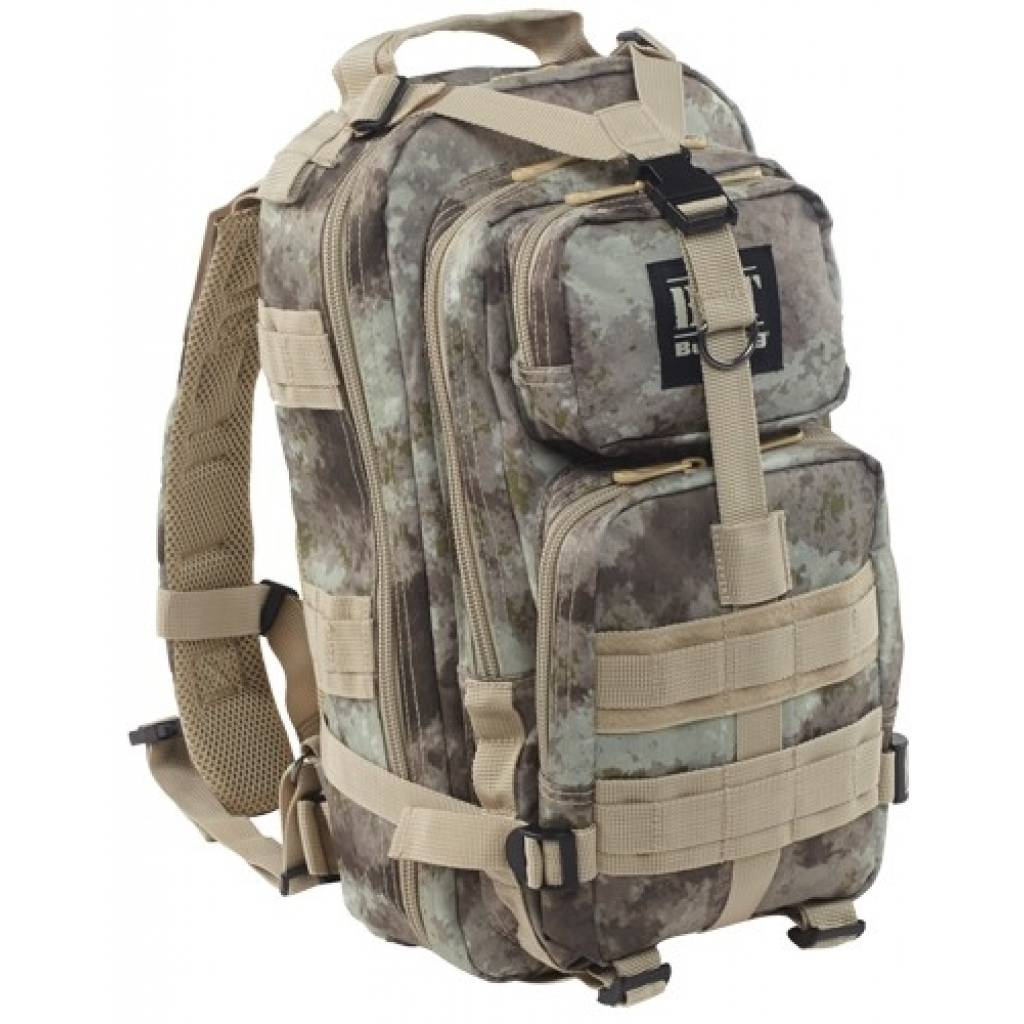 Bulldog Cases BDT TACTICAL Back Pack (Compact) Camo