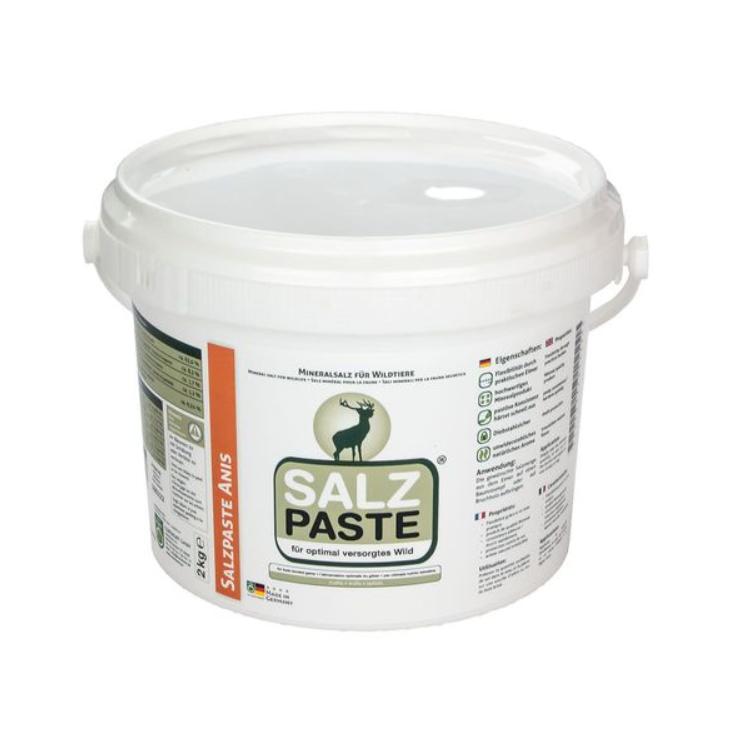 DEUSA Salzpaste Anis ca. 2000g Eimer - Geruchslockmittel