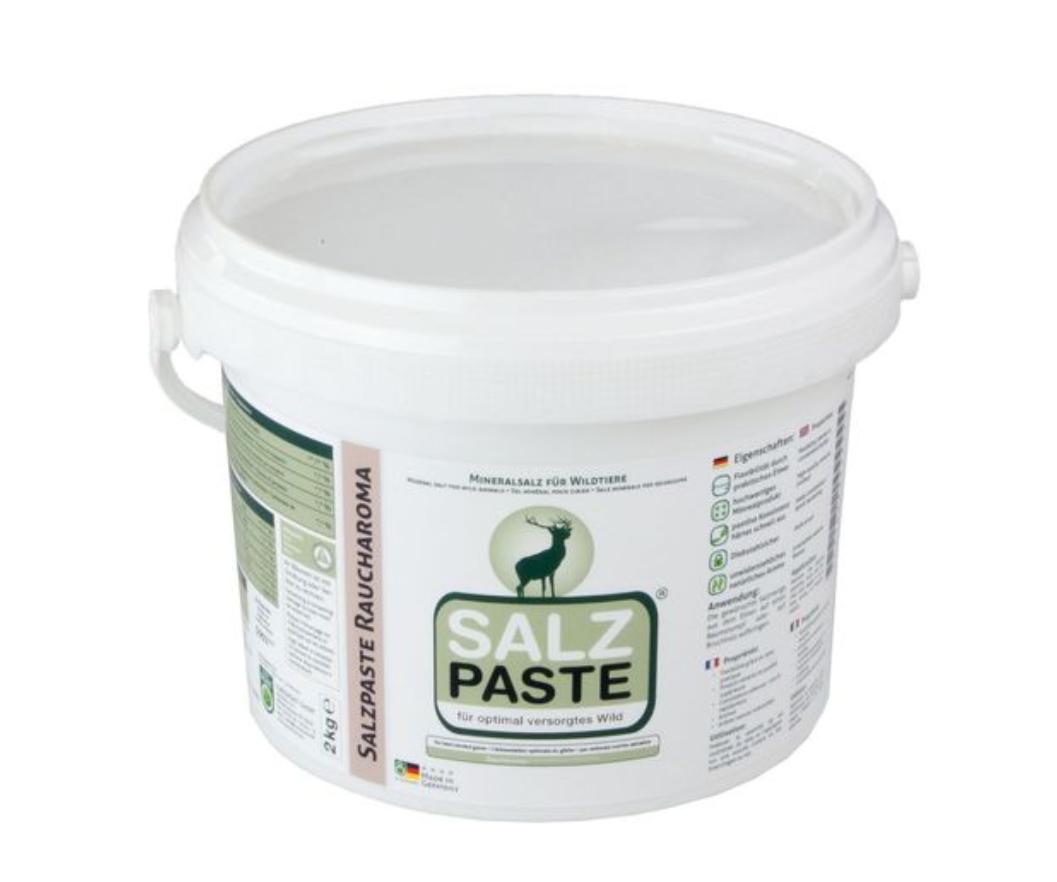 DEUSA Salzpaste Raucharoma ca. 2000g Eimer - Geruchslockmittel