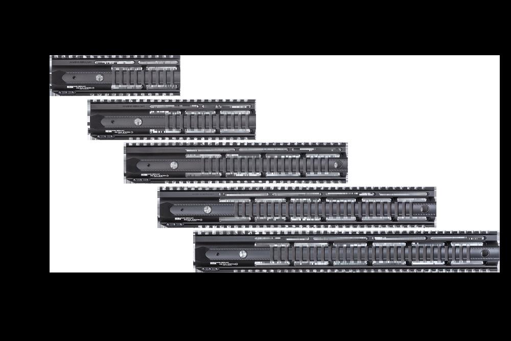 HERA IRS AR15/M4 Quad - Picatinny Handschutz/Vorderschaftsystem