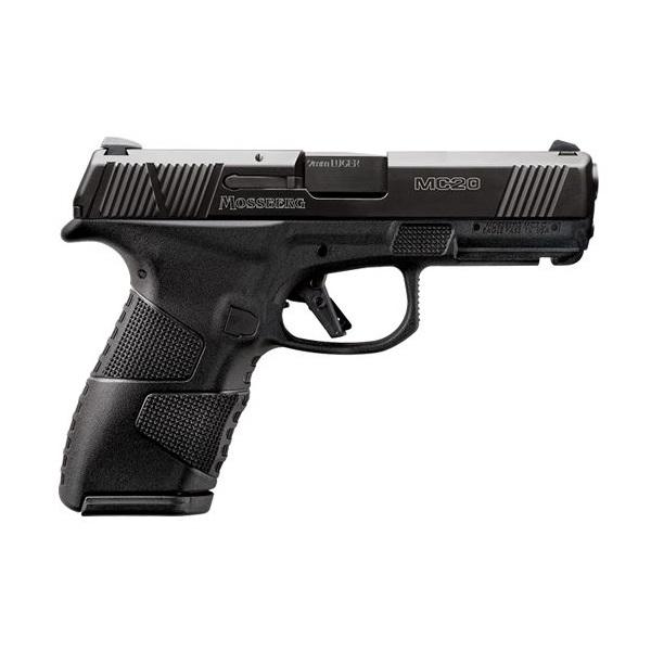 "Mossberg MC2c Compact 3.9"" Black 9x19 - halbautomatische Pistole"