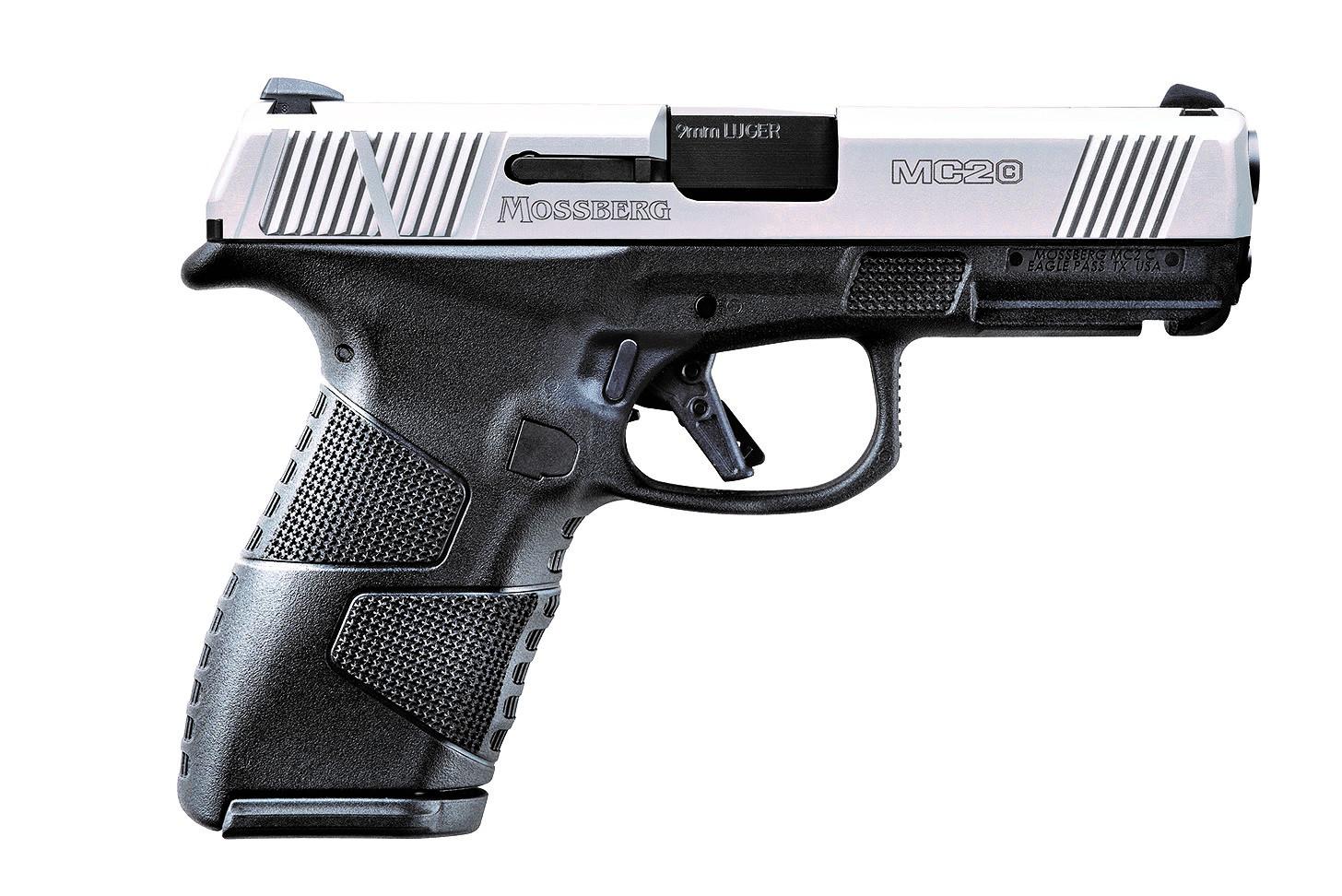 "Mossberg MC2c Compact 3.9"" Two-Tone CBS 9x19 - halbautomatische Pistole"