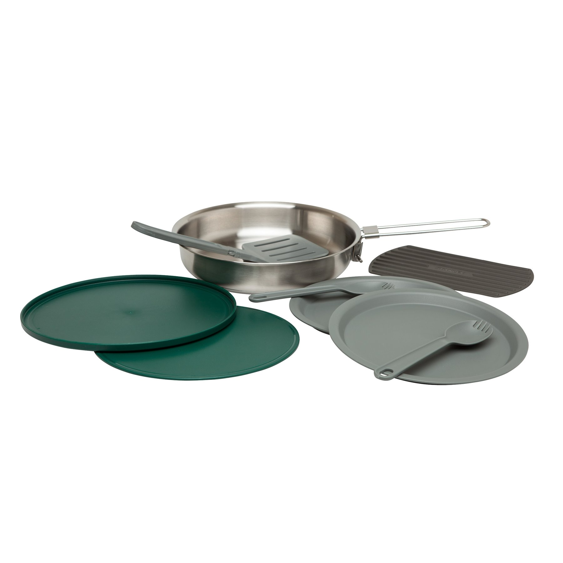 STANLEY ADVENTURE ALL-IN-ONE FRY PAN SET - Camping-Bratpfannen-Set
