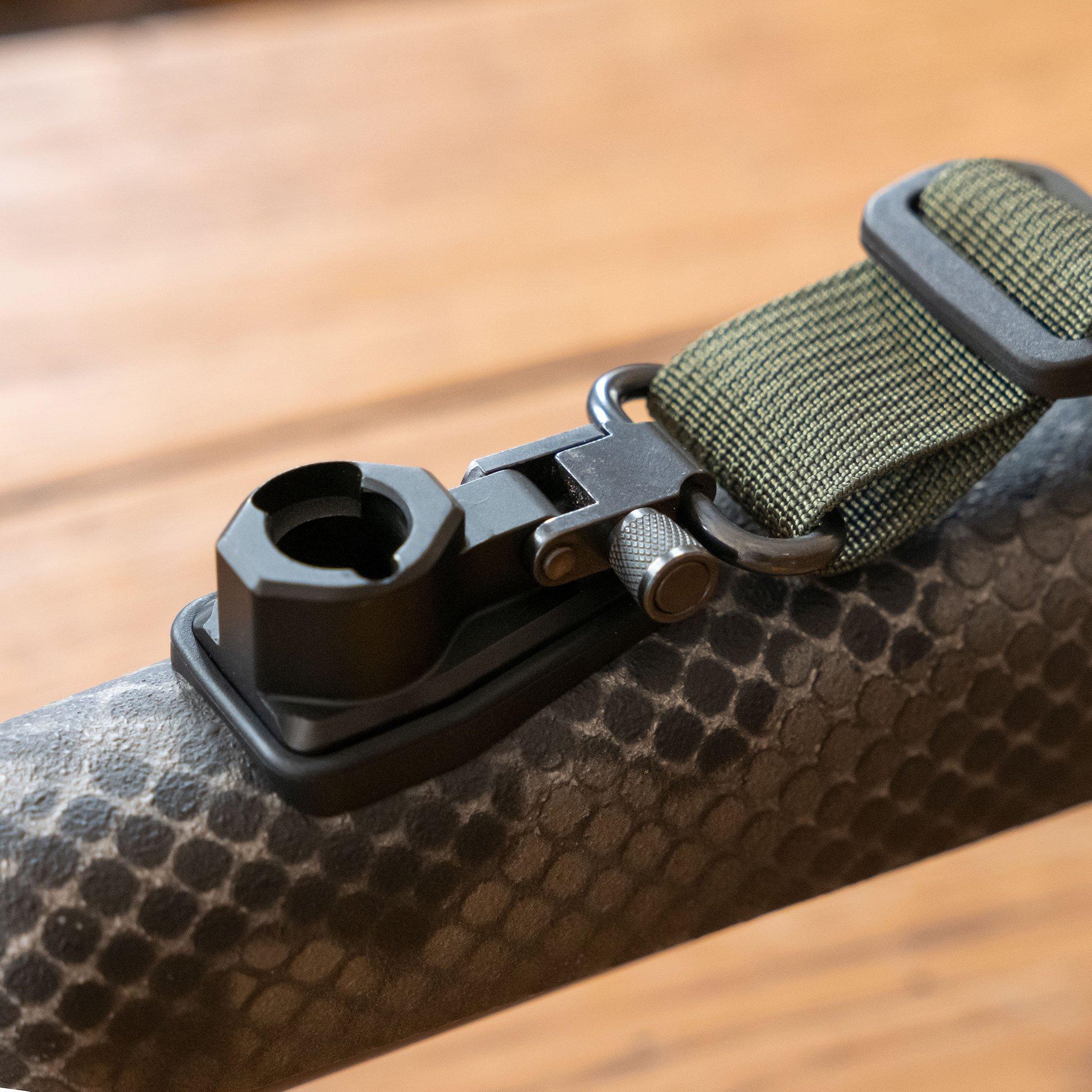 SPARTAN Classic Rifle Adapter - für SPARTAN Zwei/Dreibeine
