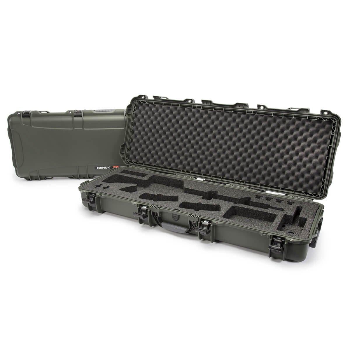 NANUK 990 AR 15 Rifle Case - Langwaffenschutzkoffer