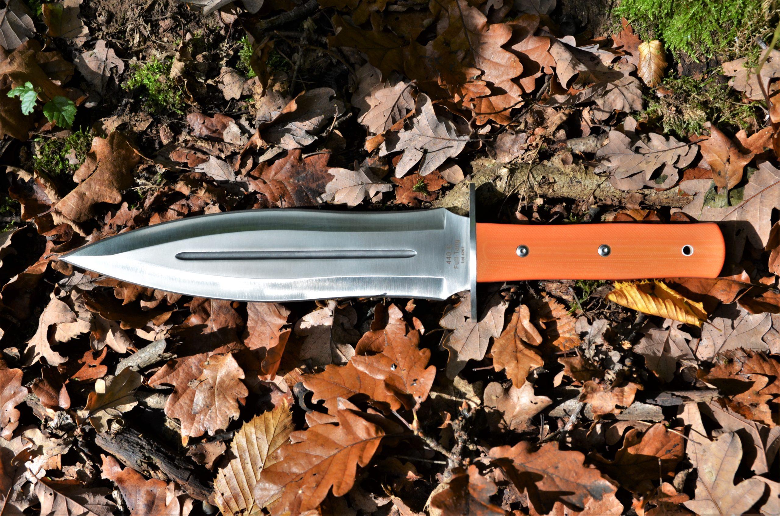 Parforce Hatz-Watz Boar Hunter Basse G10 FT- Sautöter