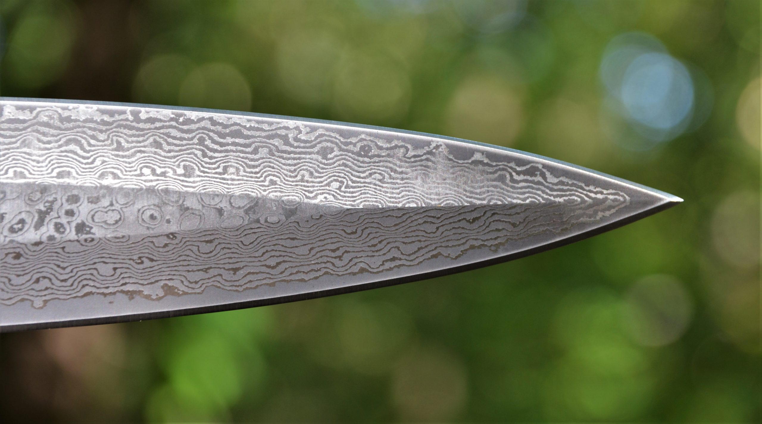 Parforce Damastmesser ROMANUS FT- Sautöter
